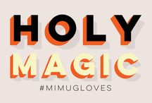 Holy Magic is my band.
