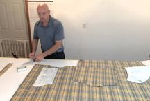 How To Make A Box Pleated Scalloped Valance Out Of Plaid Material / In this video you learn how to make a box pleated scalloped valance out of plaid material.
