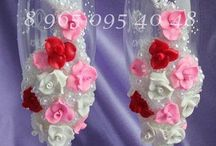 Wedding Accessories / Handmade Wedding Accessories
