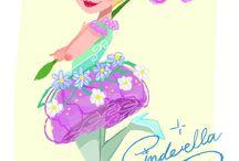 Disney Dzwoneczek `tinkerbell`