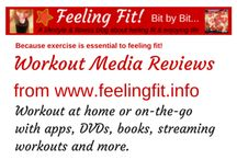 Workout Media Reviews From www.feelingfit.info / This board includes workout media reviews from www.feelingfit.info including DVDs, streaming workouts, downloads and more. #fitfam #workout