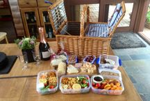 Picnics at Mulberry Lodge, Willunga, South Australia / Gorgeous picnic hamper ideas for our guests