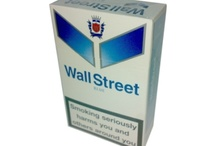 Buy Wall Street cigarettes / Buy Wall Street cigarettes online / by Adrain Peebles
