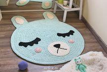 alfombras totora