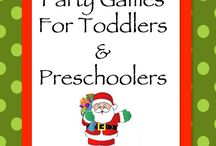 Holiday Games / by Shanna Barrett