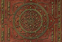 Yantra / Mandalas /Rangoli / Sacred geometry / Rangoli is an sacred art form of india , Yantras are the diagrammatic vibrations of particular frequency.
