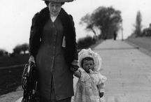 Mother's day, 1900s
