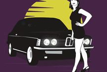 BMW T-shirts & Stickers / T-shirts and hoodies BMW ///M ( M3, M5, M6 )