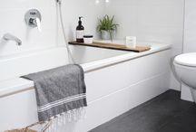 Badezimmer / Schöne Badideen