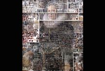 Assembled collage… assemblage