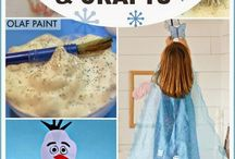 Frozen birthday party / birthday ideas