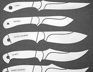 Ειδικής σχεδίασης μαχαίρια