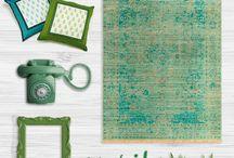 Renkler / Yaşam sanatının rengi yeşil, canlı ve heyecanlı fuşya ve daha bir çok renk...