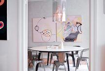 Favorite spaces / by Tiffany Norton