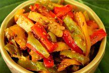 Vegetarian Cooking - Mains