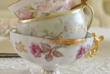 Pretty Teacups and Teapots