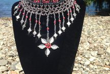 Beaded jewellery / Pics of my jewellery http://trina-ann-designs.myshopify.com/
