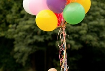 Birthday Party Ideas / by Catherine Terry