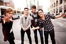 Big Time Rush / La Mejor Banda Del Mundo *-*