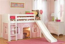 kid rooms / i like anything that makes the most of small spaces...