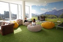 Chillout room office