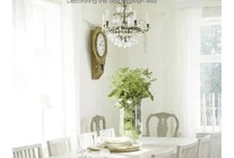 Decorating / For someday when I have my own house... / by Lynne Howard