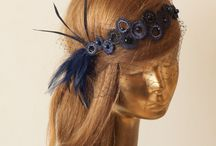 Gatsby 20's hair