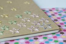 .:: Inspiration ::. paper + notebook