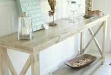Coastal dining designs
