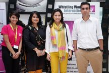 SMC Masterclass with Afrida Rahman Ali / the 2nd SMC Masterclass of the session was conducted by Broadcast Journalist and News Anchor from TIMES NOW, Afrida Rahman Ali, and was moderated by Rahul Puri, Head, Academics at Whistling Woods International and a #WWIStudent pursuing MBA in Media and Entertainment at our institute. At the session, Afrida shared her journey and experiences of being a professional in the extremely competitive industry and how the industry has evolved over the years.