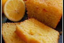 Lemon Sweet Recipes