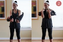 Exercising after baby