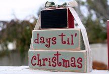 Merry Little Christmas / by Samantha Johnston