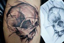 Tattoo caveira