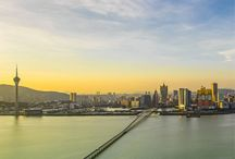 Wake Up Macao / Take in the beauty of Macao as the sun rises.