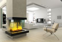 Fireplaces, Media Rooms & Home Offices