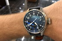 IWC Big Pilot´s watch 46 mm 7 days power reserve / https://www.youtube.com/watch?v=65r--3CkNnQ