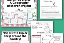 6th grade geography