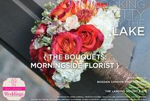 """Looking Pretty by the Lake {The Bouquets: Morningside Florist} / From the """"Looking Pretty by the Lake"""" Cover Model feature in the Summer/Fall 14 issue of Real Weddings Magazine, Photos by Bogdan Condor Photography, www.BogdanCondor.com © Real Weddings Magazine, www.realweddingsmag.com. Flowers by Morningside Florist, www. morningsideflorist.com. Shot on location at The Landing Resort & Spa, www.thelandingtahoe.com. See more: http://www.realweddingsmag.com/sacramento-wedding-flowers-looking-pretty-by-the-lake-the-bouquets-morningside-florist/"""