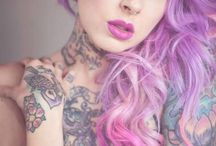Hair / hair hye, color