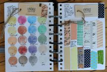 Art Journal Inspiration / by Andrea S