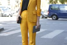 Women's Suit with an Edge