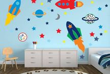 Jamie's wall decals