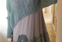 Couture et tricot... mon style de fringues
