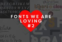 Fonts/Type