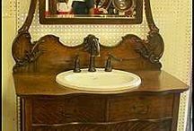 New Bathroom Ideas / by Brigit Steinbrenner