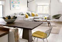 Home Decor : Yellow