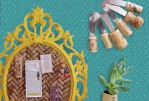 Wine time / Great ideas to decorate with or set the table for wine