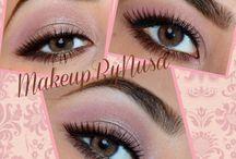 MakeupByNusa / Makeup looks