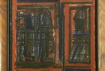 Galleria del 2003 / arte astratto materica informale